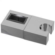 Polished Nickel Slide Mechanism - Contemporary Slide Bar
