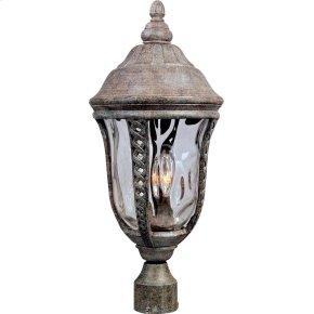 Whittier Cast 3-Light Outdoor Pole/Post Lantern
