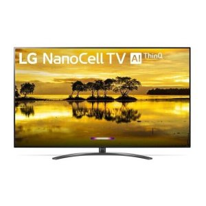LG AppliancesLG Nano 9 Series 4K 75 inch Class Smart UHD NanoCell TV w/ AI ThinQ(R) (74.5'' Diag)