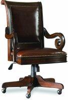 European Renaissance II Tilt Swivel Chair Product Image