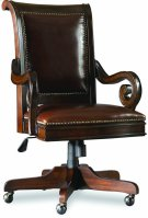 European Renaissance II Tilt Swivel Chair Product Image