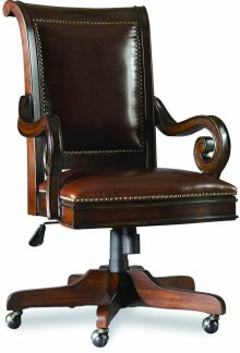 European Renaissance II Tilt Swivel Chair