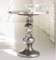 Melange Kenmar Pedestal Table