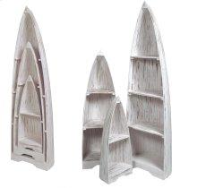 CC-CAB1920LD-WW  Cottage 3 Piece Boat Shelves