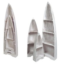 CC-CAB1920LD-WW  Cottage 3 Piece Boat Shelves