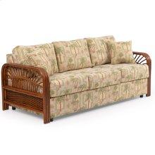 Loose Back Sofa Pecan Glaze 983S