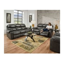 135-30-14  Double Reclining Sofa and Rocking Reclining Console Loveseat     ***TOP GRAIN COWHIDE LEATHER***