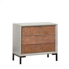 3 Drawers Chest with Power Outlet