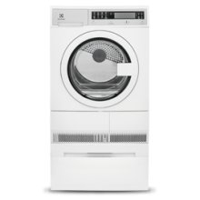 4.0 Cu. Ft. Condensed Front Load Dryer with Capacitive Touch Controls