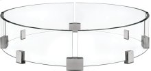 Round Windscreen fits St. Tropez and Kensington