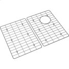 "Elkay Stainless Steel 22-1/2"" x 16"" x 11/16"" Bottom Grid Product Image"