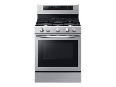 5.8 cu. ft. Freestanding Gas Range with True Convection Product Image