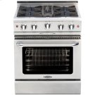 "30"" Gas Self Clean w/ Rotisserie in Oven, 4 Burners Product Image"