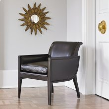 Aerodynamic Lounge Chair - Leather