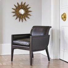 Aerodynamic Lounge Chair - Leather