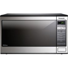 REFURBISHED Family Size 1.2 Cu. Ft. Countertop Microwave Oven with Inverter Technology NN-SN671ST-RF