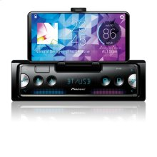 Pioneer Smart Sync Smartphone Receiver Featuring Built-In Cradle for Smartphone, Enhanced Multimedia Functions, USB Port and Built-in Bluetooth®