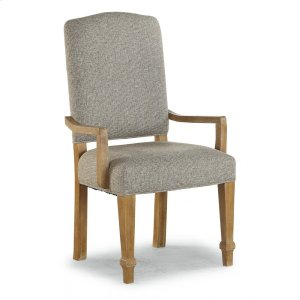 FlexsteelTahoe Upholstered Arm Dining Chair