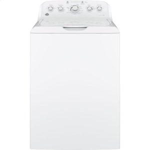GE® 4.2 cu. ft. Capacity Washer with Stainless Steel Basket -