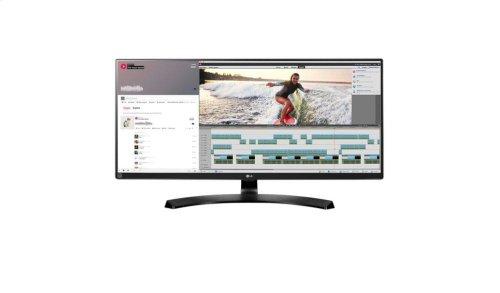 "34"" Class 21:9 UltraWide® IPS LED Monitor (34"" Diagonal)"