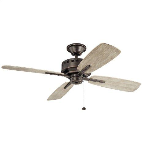 """Eads Patio 52"""" Fan Olde Bronze®"""