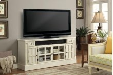 """62"""" TV Console With Power Center"""
