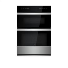"NOIR 30"" Microwave/Wall Oven with V2 Vertical Dual-Fan Convection"