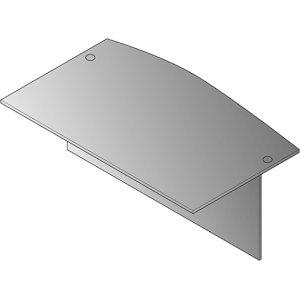 Napa Bow Desk Top/modesty Set