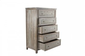 CHEST, 5 DRAWERS