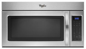 Whirlpool® 1.7 cu. ft. Microwave Hood Combination with 2-Speed Fan