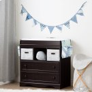 Changing Table runner and banner - Blue Product Image