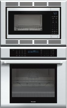 "30"" Masterpiece® Series Combination Oven (oven and convection microwave) with professional handle"