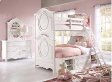 Ava Bunk Bed Extension Full