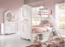 Ava Bunk Bed Extension Full