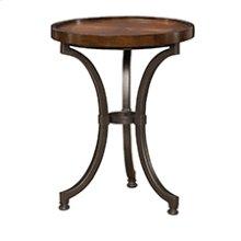Barrow Chairside Table