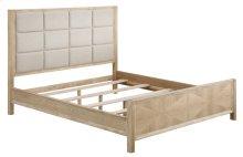 Hb Upholstered-fb Panel-rails-slats 5/0 Queen