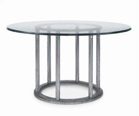 Mesa Cornet Metal Dining Table Base Only