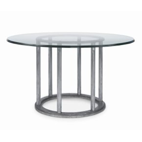 Mesa Cornet Metal Dining Table Base Only