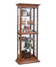 12351 FAIRFIELD I CURIO CABINET Product Image