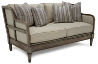 Living Room Goose Creek Loveseat Product Image