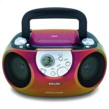 Philips CD Soundmachine AZ3022 with Dynamic Bass Boost