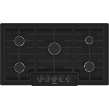 "36"" Gas Cooktop 800 Series - Black (Scratch & Dent)"