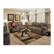 122-30-17  Double Reclining Sofa and Rocking Reclining Console Loveseat