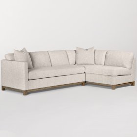 Clayton Sectional - Left Arm Facing