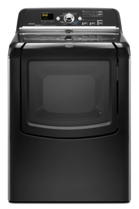 Bravos® Dryer with Steam Enhanced cycles and a 7.3 cu. ft. capacity.