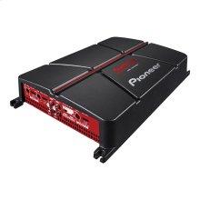 4-Channel Bridgeable Amplifier