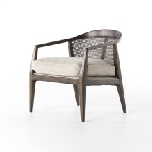 Honey Wheat Cover Alexandria Accent Chair