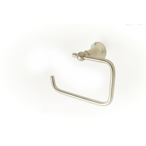 Paper holder / Towel Ring Berea (series 11) Satin Nickel