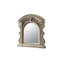 Arch. Salvage Bentley Carved Mirror