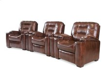 Latham Sectional (Leather)